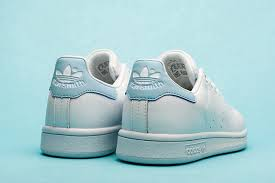 stan smith light blue adidas 2017 stan smith shoes white light blue madidas7 9 056