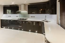 ultra modern kitchen designs ultra modern gloss kitchen in ely newrooms newrooms