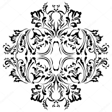pattern flowers and ornaments floral stock vector nairine