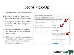 What Is Table Rate Shipping Configure Shipping Charges For You Facebook Shop