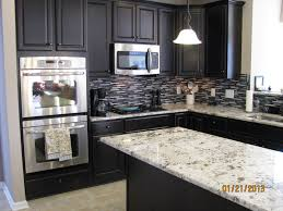 kitchen simple white grey marble countertop and drawer also