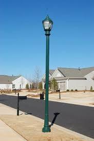 decorative street light poles decorative shrouds