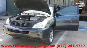 lexus rx400h tire pressure 2006 lexus rx400h parts for sale save upto 60 youtube