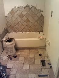 Installing Wall Tile Tile Installation Pinwheel Floor Pattern And Diagonal Wall Tile