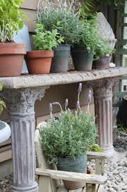 Potted Herb Garden Ideas Container Herb Garden Ideas Satori Design For Living