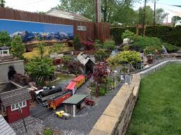 commack train layout u2013 vandyke gardens