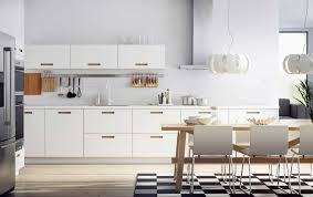 Ikea Kitchen Dining Table And Chairs by Ikea Kitchen Home Design Affordable Remodel White Leather