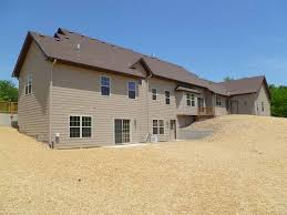 walk out basement ranch house plans with walkout basement retaining walls and walk