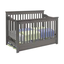 nursery baby crib with changing table attached burlington cribs