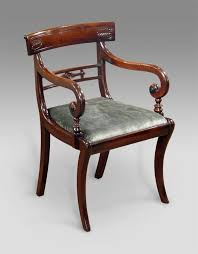 Regency Dining Chairs Mahogany 66 Best Regency Chairs Images On Pinterest Regency Antique