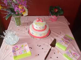 photo baby shower for girls decorating image