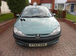 peugeot 206 2007 used peugeot 206 and second hand peugeot 206 in west midlands