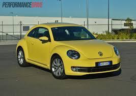beetle volkswagen 2013 volkswagen beetle review video performancedrive