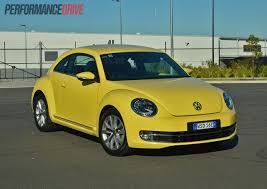 vw bug ute 2013 volkswagen beetle review video performancedrive