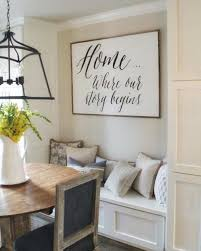 Dining Room Wall Decor Art Ideas In Decorations 2