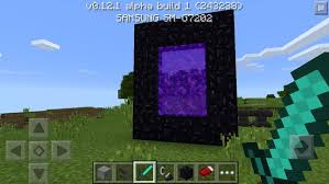 How To Make Light In Minecraft Nether Portal Minecraft Pocket Edition 5 Steps