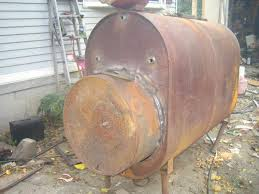 Free Homemade Outdoor Wood Boiler Plans by Outdoor Wood Boiler From Junk 6 Steps With Pictures