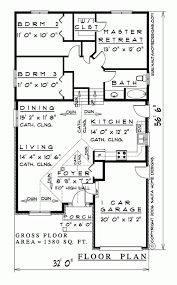 backsplit floor plans 3 bedroom backsplit house plan bs144 1380 sq feet