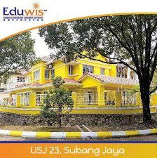 map usj 23 eduwis usj 23 subang jaya