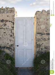 Keyhole Doorway Doorway To Another Dimension Stock Photo Image 45371168
