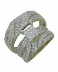 wedding ring trio sets trio wedding set trio wedding ring sets from midwest jewellery