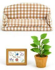 Calico Critters Living Room by Sylvanian Families Luxury Living Room Set Dolls Furniture 4704 Ebay