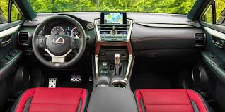 red lexus 2015 2015 lexus nx review