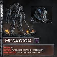 transformers 5 hound megatron u0027s new robot form revealed in transformers 5 movieweb