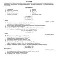 Example Of Cashier Resume by Best Simple Cashier Resume Example Highlights And Stunning Summary