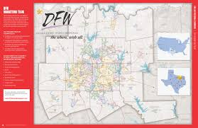 Map Of Dallas Fort Worth by Dfw Map My Cms
