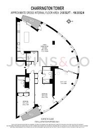 charrington tower penthouse biscayne avenue london e14 3
