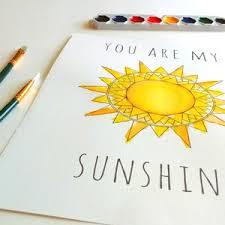 You Are My Sunshine Wall Decor You Are My Sunshine Wall Art An Easy Diy Baby Room Wall Decor