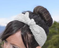 knit headband vintage knit tie headband pattern in a stitch
