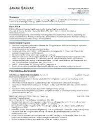 engineering resume exles internship engineering intern engineer sle resume 10 exle