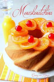 cuisiner des gateaux mouskoutchou cake algérien très léger recettes faciles recettes