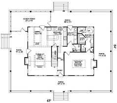 farmhouse design plans farmhouse plan with wrap around porch plan 087d 0299