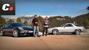 928 porsche turbo porsche panamera turbo vs porsche 928 prueba coches