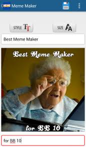 Meme Maker Android - meme maker free android app android freeware