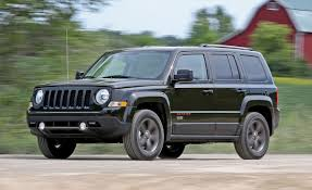2016 jeep patriot tested u2013 review u2013 car and driver