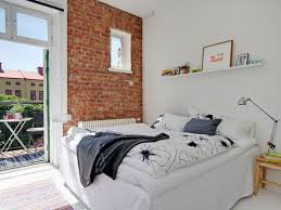 25 amazing bedrooms with brick walls