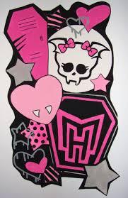 Monster High Doll House Furniture 40 Best Murals Prices Monster High Murals Images On Pinterest
