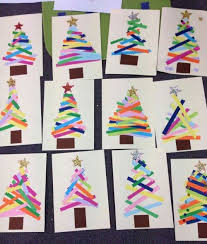 Arts And Crafts Christmas Cards - 25 unique paper strips ideas on pinterest fir tree christmas