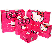 hello gift bags pink hello paper gift bag for wedding favors gift bags
