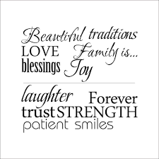 Blessings Home Decor by U0026 Beautiful Photo Love Trust Blessing Smile Quote Wall Decoration