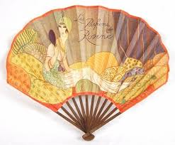 held paper fans 118 best advertising paper fan eventail publicitaire images on