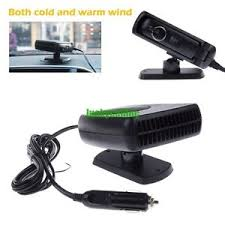automotive heater defroster fan portable auto heater defroster 12 volt car electric travel