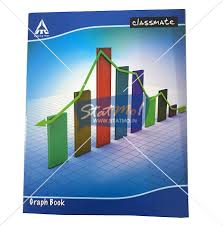 classmate book graph book 32 pages by statmo in