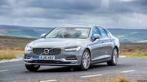 brand new volvo volvo s90 d4 momentum 2017 review by car magazine