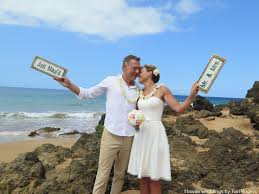 local wedding planners wedding just mauid and mr mrs signs hawaii weddings by