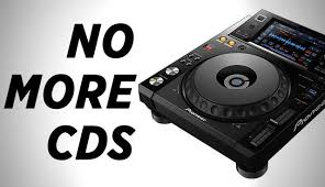 Cd Player For Blind Pioneer Xdj 1000 999 All Digital Player Ditches The Cds Dj